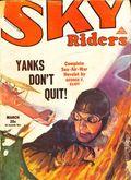 Sky Riders (1928-1931 Dell) Pulp Vol. 10 #29