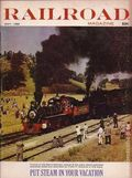 Railroad Man's Magazine (1929 Frank A. Munsey/Popular/Carstens) 2nd Series Vol. 79 #1