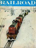 Railroad Man's Magazine (1929 Frank A. Munsey/Popular/Carstens) 2nd Series Vol. 95 #2