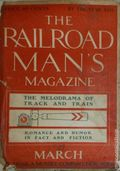 Railroad Man's Magazine (1906-1919 Frank A. Munsey) Pulp 1st Series Vol. 2 #2