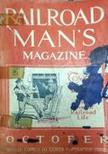 Railroad Man's Magazine (1906-1919 Frank A. Munsey) Pulp 1st Series Vol. 16 #1