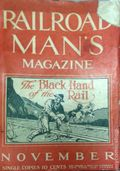 Railroad Man's Magazine (1906-1919 Frank A. Munsey) Pulp 1st Series Vol. 16 #2