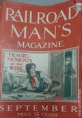 Railroad Man's Magazine (1906-1919 Frank A. Munsey) Pulp 1st Series Vol. 18 #4