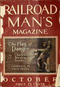 Railroad Man's Magazine (1906-1919 Frank A. Munsey) Pulp 1st Series Vol. 25 #2
