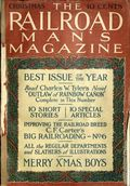 Railroad Man's Magazine (1906-1919 Frank A. Munsey) Pulp 1st Series Vol. 31 #4