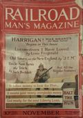 Railroad Man's Magazine (1906-1919 Frank A. Munsey) Pulp 1st Series Vol. 37 #3