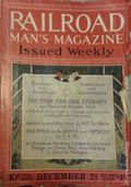 Railroad Man's Magazine (1906-1919 Frank A. Munsey) Pulp 1st Series Vol. 39 #3