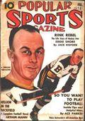 Popular Sports Magazine (1937-1951 Better Publications) Pulp Vol. 2 #2