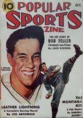Popular Sports Magazine (1937-1951 Better Publications) Pulp Vol. 3 #3