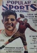 Popular Sports Magazine (1937-1951 Better Publications) Pulp Vol. 4 #1