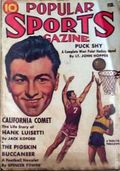 Popular Sports Magazine (1937-1951 Better Publications) Pulp Vol. 4 #2A