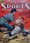 Popular Sports Magazine (1937-1951 Better Publications) Pulp Vol. 4 #3