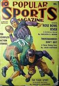 Popular Sports Magazine (1937-1951 Better Publications) Pulp Vol. 5 #3
