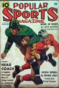 Popular Sports Magazine (1937-1951 Better Publications) Pulp Vol. 6 #1