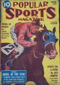 Popular Sports Magazine (1937-1951 Better Publications) Pulp Vol. 6 #3