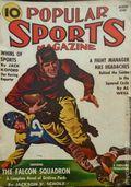 Popular Sports Magazine (1937-1951 Better Publications) Pulp Vol. 7 #2