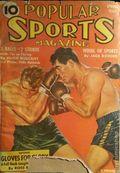 Popular Sports Magazine (1937-1951 Better Publications) Pulp Vol. 7 #3