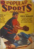 Popular Sports Magazine (1937-1951 Better Publications) Pulp Vol. 8 #2