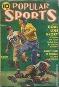 Popular Sports Magazine (1937-1951 Better Publications) Pulp Vol. 8 #3