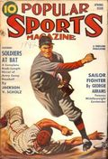 Popular Sports Magazine (1937-1951 Better Publications) Pulp Vol. 9 #2