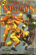 Popular Sports Magazine (1937-1951 Better Publications) Pulp Vol. 10 #2