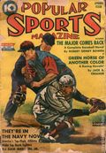 Popular Sports Magazine (1937-1951 Better Publications) Pulp Vol. 10 #3