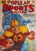 Popular Sports Magazine (1937-1951 Better Publications) Pulp Vol. 11 #2