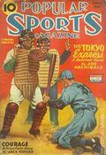 Popular Sports Magazine (1937-1951 Better Publications) Pulp Vol. 12 #2