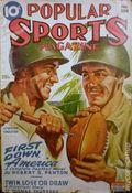 Popular Sports Magazine (1937-1951 Better Publications) Pulp Vol. 12 #3