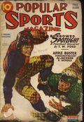 Popular Sports Magazine (1937-1951 Better Publications) Pulp Vol. 13 #3