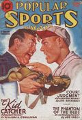 Popular Sports Magazine (1937-1951 Better Publications) Pulp Vol. 14 #1