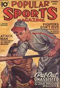 Popular Sports Magazine (1937-1951 Better Publications) Pulp Vol. 14 #2