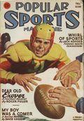 Popular Sports Magazine (1937-1951 Better Publications) Pulp Vol. 14 #3