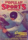 Popular Sports Magazine (1937-1951 Better Publications) Pulp Vol. 17 #2
