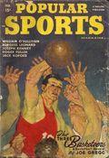 Popular Sports Magazine (1937-1951 Better Publications) Pulp Vol. 17 #3