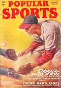 Popular Sports Magazine (1937-1951 Better Publications) Pulp Vol. 18 #1