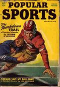 Popular Sports Magazine (1937-1951 Better Publications) Pulp Vol. 19 #1