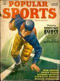 Popular Sports Magazine (1937-1951 Better Publications) Pulp Vol. 19 #2