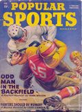 Popular Sports Magazine (1937-1951 Better Publications) Pulp Vol. 19 #3