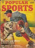 Popular Sports Magazine (1937-1951 Better Publications) Pulp Vol. 20 #1