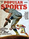 Popular Sports Magazine (1937-1951 Better Publications) Pulp Vol. 20 #2