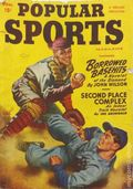 Popular Sports Magazine (1937-1951 Better Publications) Pulp Vol. 21 #2