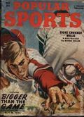 Popular Sports Magazine (1937-1951 Better Publications) Pulp Vol. 21 #3