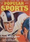 Popular Sports Magazine (1937-1951 Better Publications) Pulp Vol. 22 #1