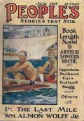 People's Magazine (1906-1924 Street & Smith) Vol. 19 #1