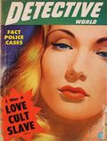 Detective World (1943-1981 Detective World Inc) True Crime Magazine Vol. 5 #9