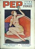 Pep Stories (1932-1938 King Publishing) Pulp 2nd Series Vol. 3 #6