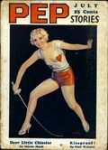 Pep Stories (1932-1938 King Publishing) Pulp 2nd Series Vol. 3 #7
