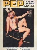 Pep Stories (1932-1938 King Publishing) Pulp 2nd Series Vol. 3 #8