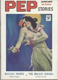 Pep Stories (1932-1938 King Publishing) Pulp 2nd Series Vol. 4 #1
